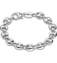 Gucci Marina Chain Small Sterling Silver Bracelet