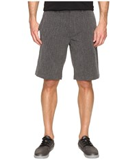 Travis Mathew Mia Shorts Dark Grey Men's Shorts Gray