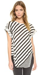 Kitx Striped Tee Black Stripe