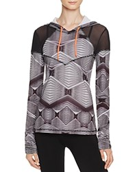 Zobha Jagger Active Hoodie Compare At 99 Black