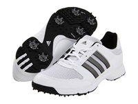 Adidas Tech Response 4.0 White White Dark Silver Metallic Men's Golf Shoes