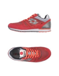 Lotto Leggenda Low Tops And Trainers Red