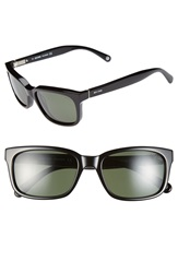 Jack Spade 'Payne' 54Mm Polarized Sunglasses Black Green