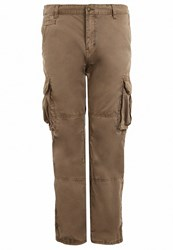 S.Oliver Cargo Trousers Stocking Beige