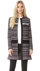 Giambattista Valli Tweed Cardigan Multi