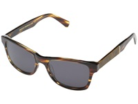 Shwood Canby Fifty Fifty Tortoise Shell Maple Burl Grey Sport Sunglasses Gray