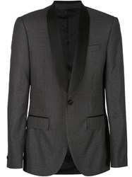Givenchy Classic Smoking Jacket Black
