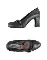 Janet And Janet Platform Pumps Lead