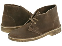 Clarks Desert Boot Taupe Distressed Women's Lace Up Boots