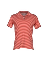 Haver Sack Polo Shirts Red