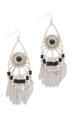 Adia Kibur Erin Earrings Silver