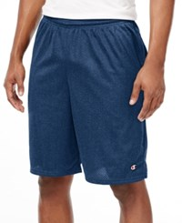 Champion Men's Mesh Shorts Navy