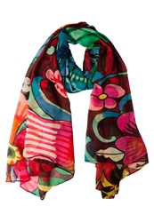 Desigual Scarf Multicoloured