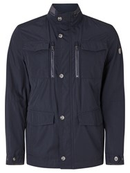 Bugatti Water Repellent Jacket Navy