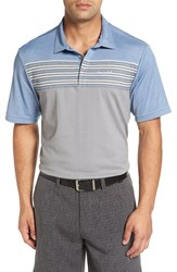 Travis Mathew Men's 'Strub' Moisture Wicking Polo