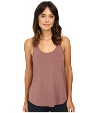 Alternative Apparel Organic Pima Daily Tank Top Vintage Rose Women's Sleeveless Pink