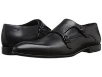 Hugo Boss C Drennoss By Hugo Black Men's Monkstrap Shoes