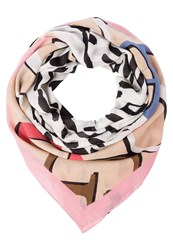 Guess Scarf Rose