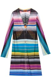 Missoni Striped Cardigan