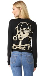 Moschino Cardigan Black