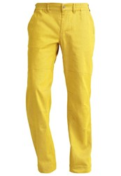 Salewa Frea Trousers Mustard Yellow