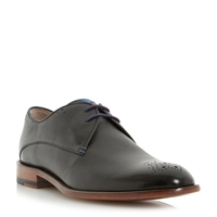 Oliver Sweeney Darley Lace Up Casual Brogues Black