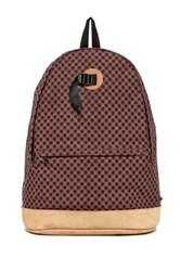 Saturdays Surf Nyc Hannes Backpack Red