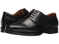 Florsheim Midtown Plain Toe Oxford Black Smooth Men's Plain Toe Shoes