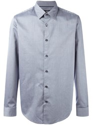 Hugo Boss Classic Long Sleeve Shirt Grey