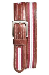 Men's Jack Mason Brand 'Tailgate Texas A And M Aggies' Belt