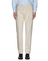 Tonello Trousers Casual Trousers Men Ivory