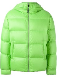 Dsquared2 Classic Padded Jacket Green