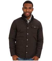 Brixton Cass Jacket Black Black Men's Jacket