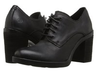Born Jolene Black Full Grain Leather Women's Shoes