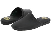 L.B. Evans Aristocrat Scuff Black Men's Slippers