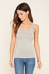 Forever 21 Scoop Back Tank