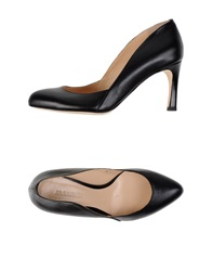 Jil Sander Pumps Black