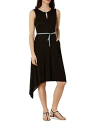 Karen Millen Belted Dress Black