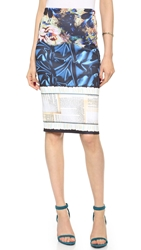 Clover Canyon James Joyce Skirt Multi