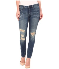 Blank Nyc Denim Boyfriend In Blue Blue Women's Jeans