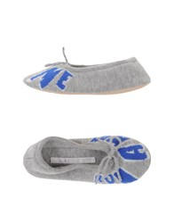 Schumacher Footwear Slippers Women Light Grey