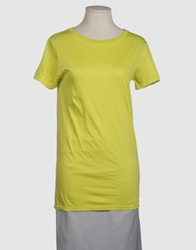 G750g Short Sleeve T Shirts Acid Green