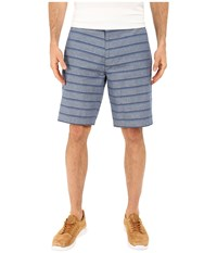 Dockers The Perfect Shorts Classic Flat Front Colton A Blue Ensign Blue Men's Shorts