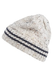 Pier One Hat Offwhite Navy Off White