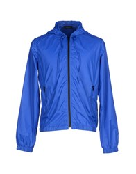 Roberto Collina Coats And Jackets Jackets Men Azure
