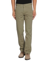 Liu Jeans Casual Pants Military Green