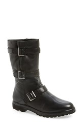 Women's L'amour Des Pieds 'Racey' Belted Mid Boot 1 1 4' Heel
