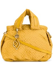See By Chloe 'Bisou' Tote Yellow And Orange