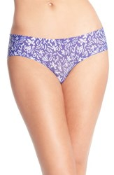 Women's Halogen 'No Show' Mesh Hipster Briefs 3 For 33