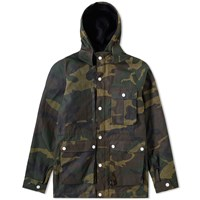 Freemans Sporting Club Isle Of Man Parka Green